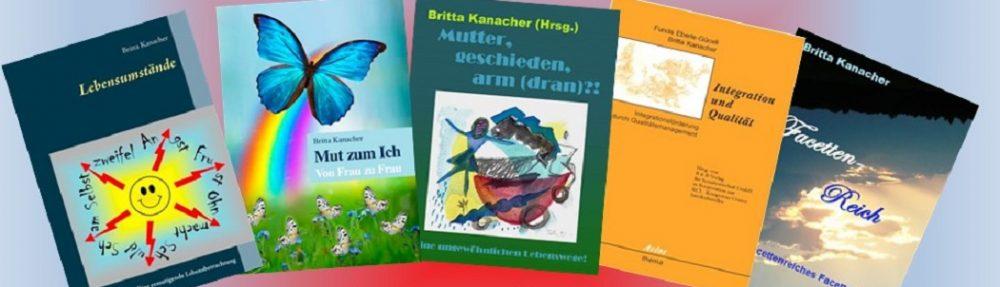 Britta Kanacher – Autorin