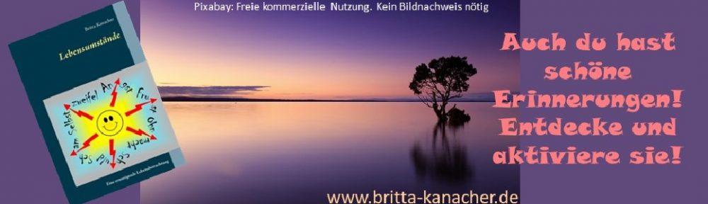 Britta Kanacher – Visionäre Autorin
