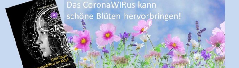 CoronaWIRus, Kanacher, Buch,