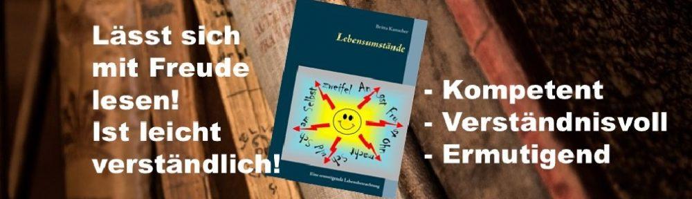 Kanacher, Lebensumstände, Buch